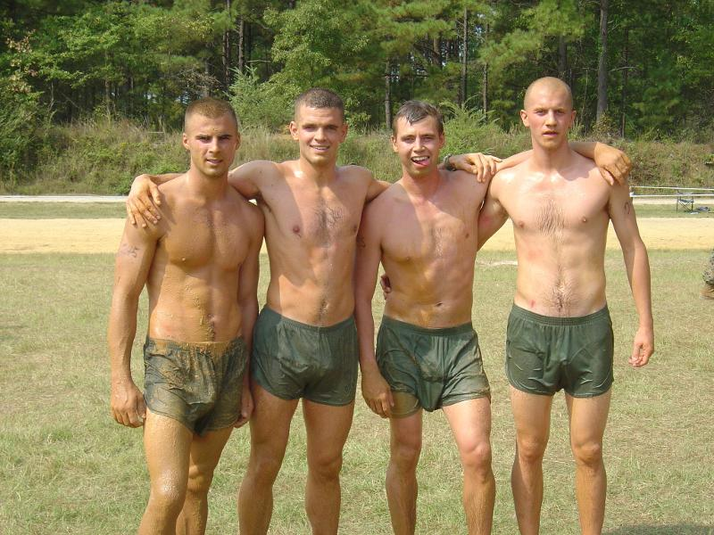 Military gay guy after getting some lessons 2